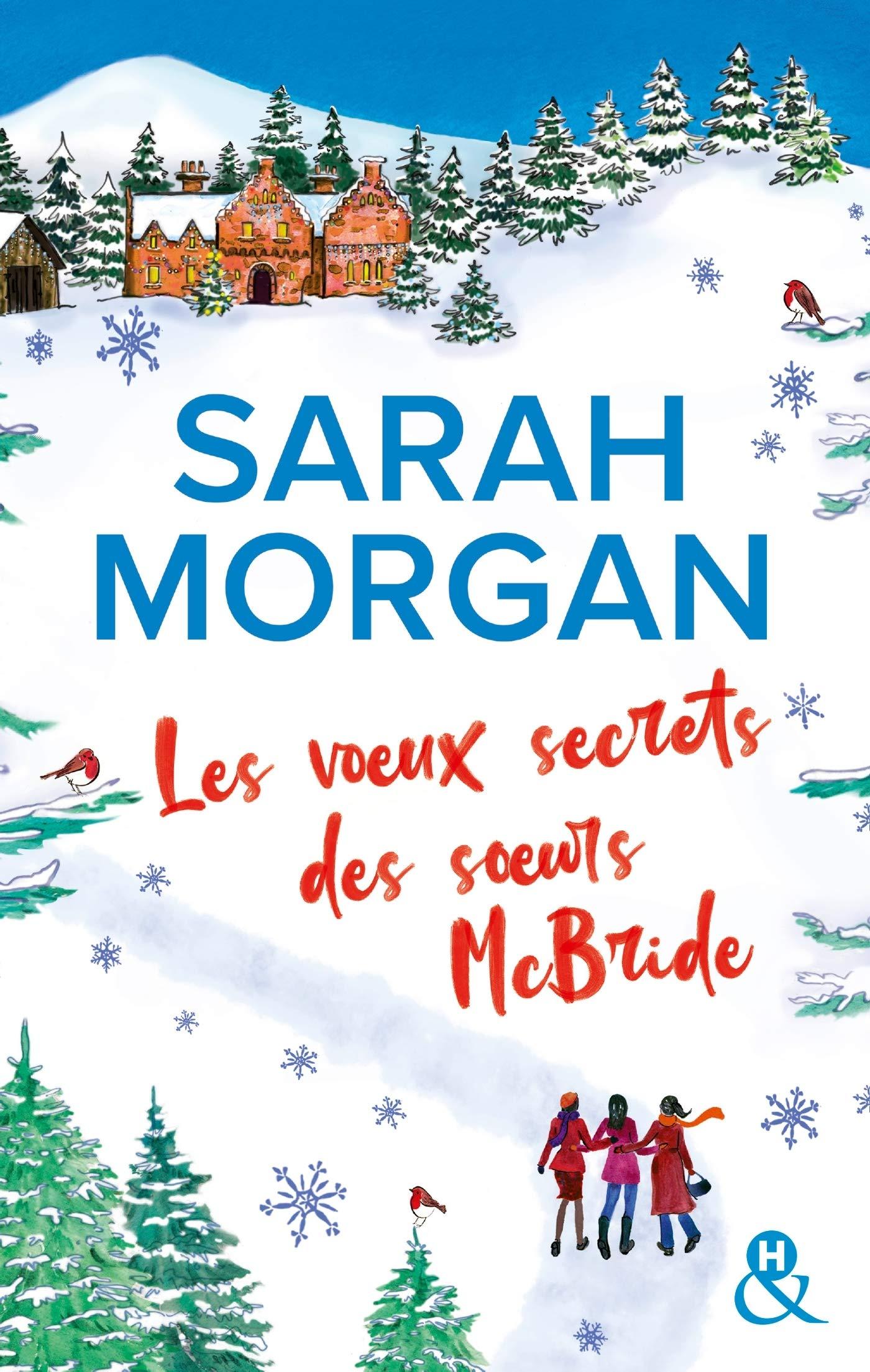 Les vœux secrets des soeurs McBride de Sarah Morgan 81pbvs10