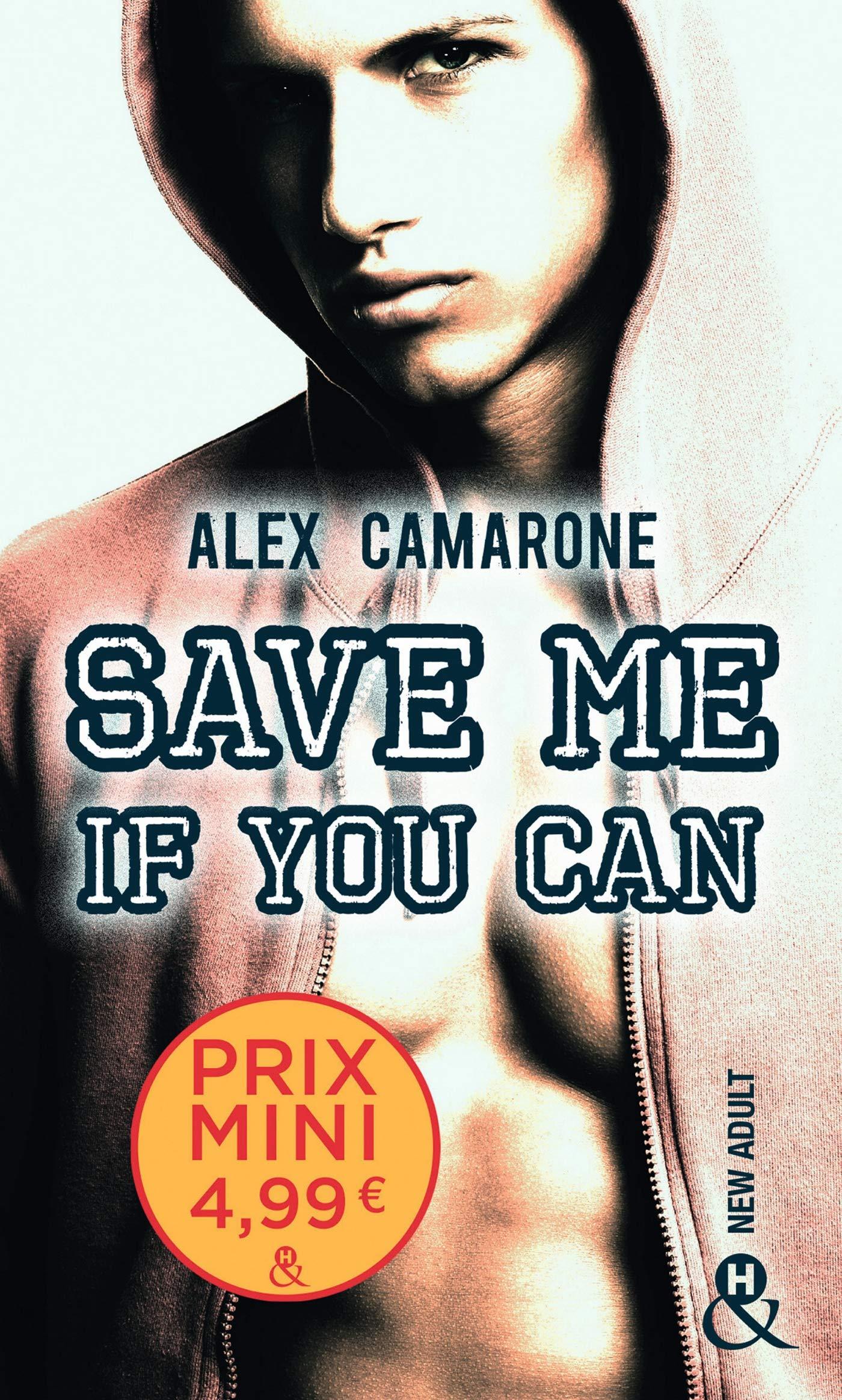 Save me if you can de Alex Camarone 81yvzf11