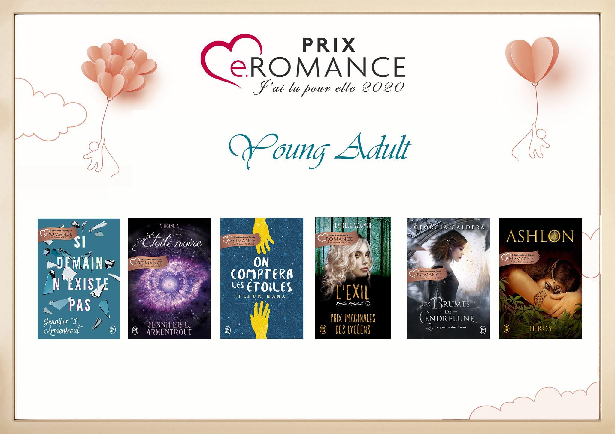 Prix e.Romance J'ai Lu Pour Elle 2020 86702110
