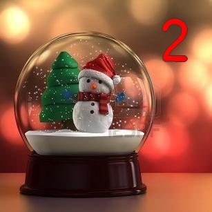 {Calendrier de Fêtes} BdP fête Noël 2020 !  Boule_13
