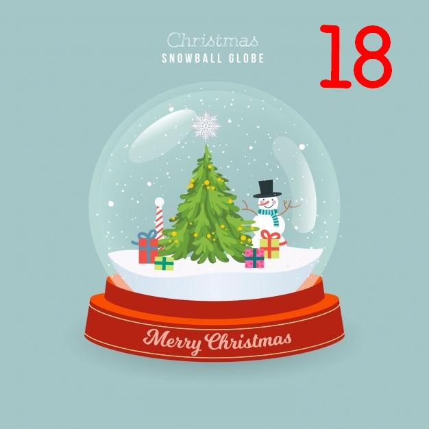 {Calendrier de Fêtes} BdP fête Noël 2020 !  Boule_16