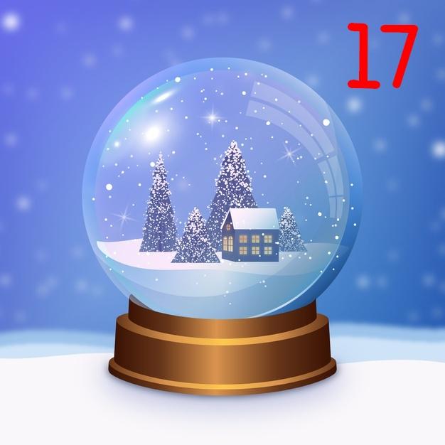 {Calendrier de Fêtes} BdP fête Noël 2020 !  Boule_17