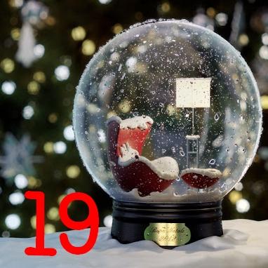 {Calendrier de Fêtes} BdP fête Noël 2020 !  Boule_18