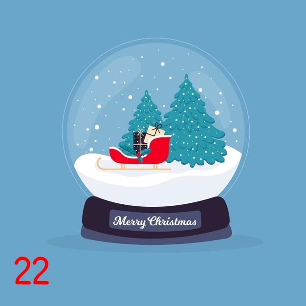 {Calendrier de Fêtes} BdP fête Noël 2020 !  Boule_21
