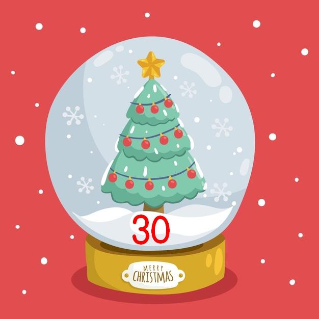 {Calendrier de Fêtes} BdP fête Noël 2020 !  Boule_30