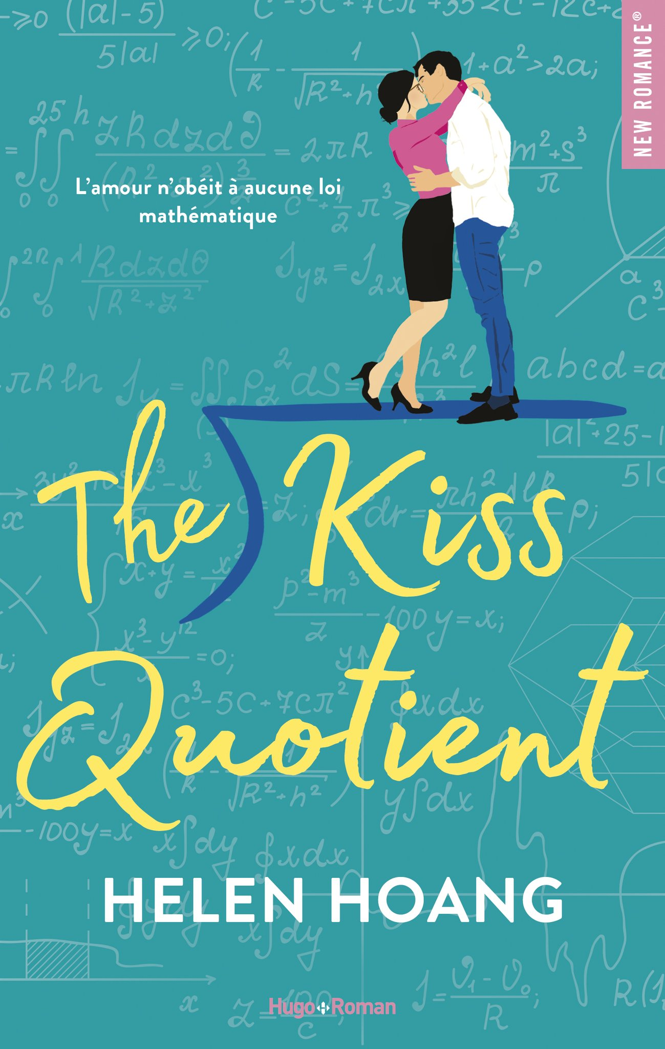 The kiss quotient de Helen Hoang Dxbe-f10