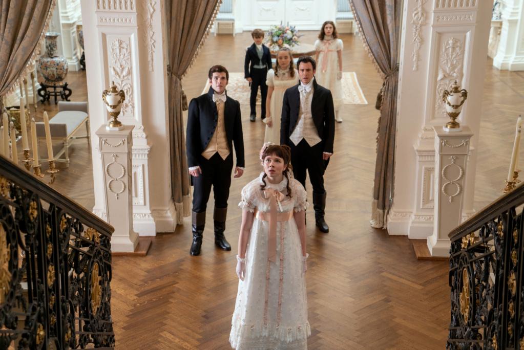 Les Bridgerton de Julia Quinn : adaptation par Netflix ! Elozcs11