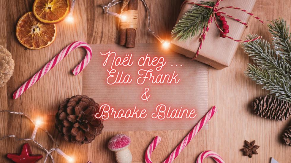 BdP fête Noël - 22 décembre : Noël chez ... Ella Frank & Brooke Blaine {Interview} Interv10
