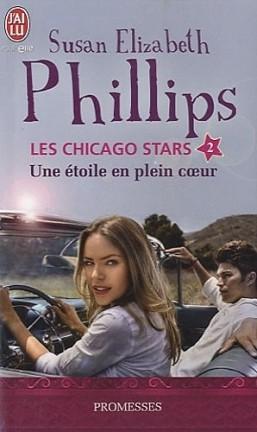 chicago - Les Chicago Stars - Tome 2 : Une étoile en plein coeur - Susan Elizabeth Phillips Les-ch10