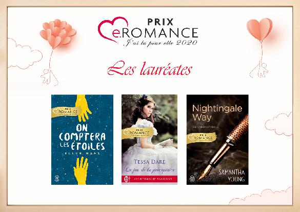 Prix e.Romance J'ai Lu Pour Elle 2020 Prix_j10