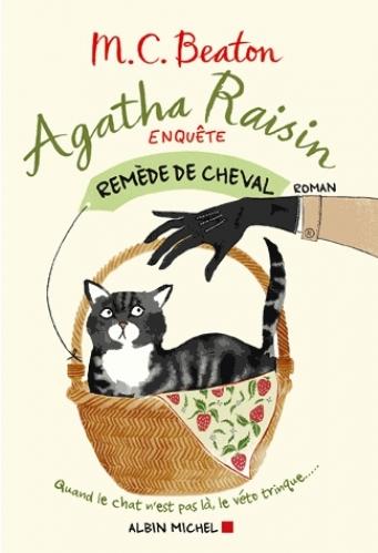 Agatha Raisin enquête - Tome 2 : Remède de cheval de M.C Beaton Veto10