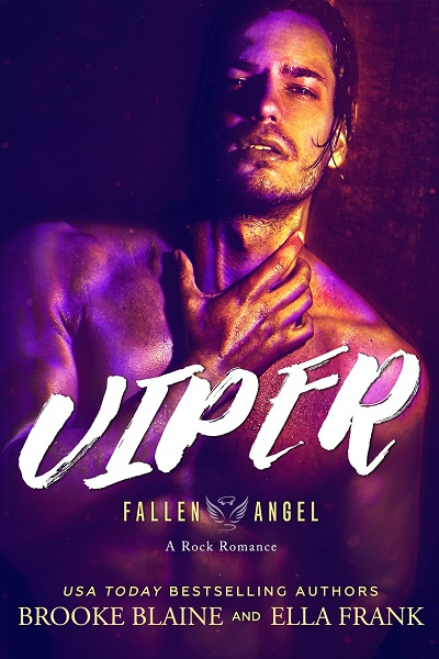 Fallen angel - Tome 2 : Viper de Ella Frank et Brooke Blaine Viper_10
