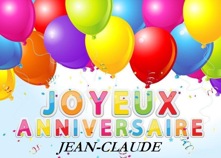 JOYEUX ANNIVERSAIRE JEAN-CLAUDE   Joyeux10