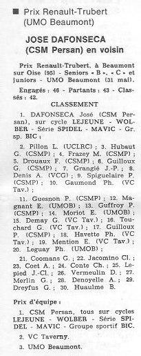 CSM.Persan.BIC. Toute une époque de juin 1974 à......... - Page 13 03010