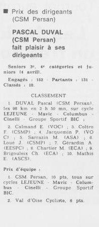 CSM.Persan.BIC. Toute une époque de juin 1974 à......... - Page 16 03323