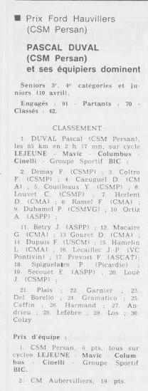 CSM.Persan.BIC. Toute une époque de juin 1974 à......... - Page 16 03424