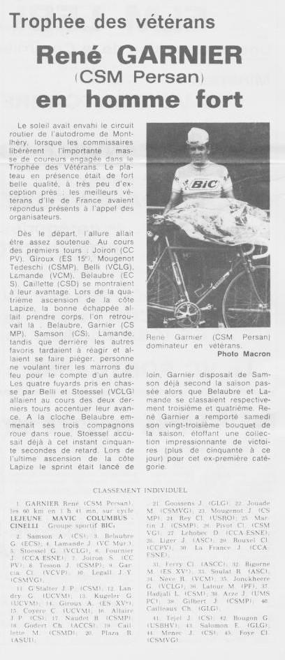 CSM.Persan.BIC. Toute une époque de juin 1974 à......... - Page 18 09911