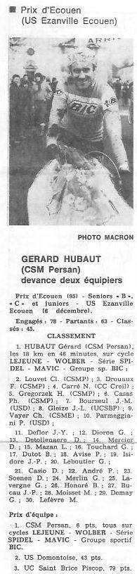 CSM.Persan.BIC. Toute une époque de juin 1974 à......... - Page 13 2010