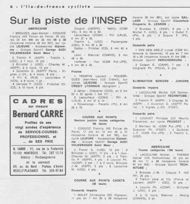 Coureurs et Clubs de septembre 1983 à .......... - Page 6 33_01310