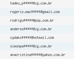 Problema com a visualização dos e-mails Estrel10