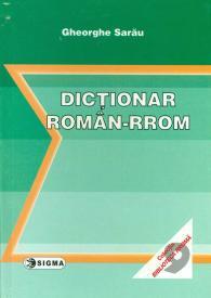 Gheorghe Sarau dictionar rrom-român / român-rrom Roman_14
