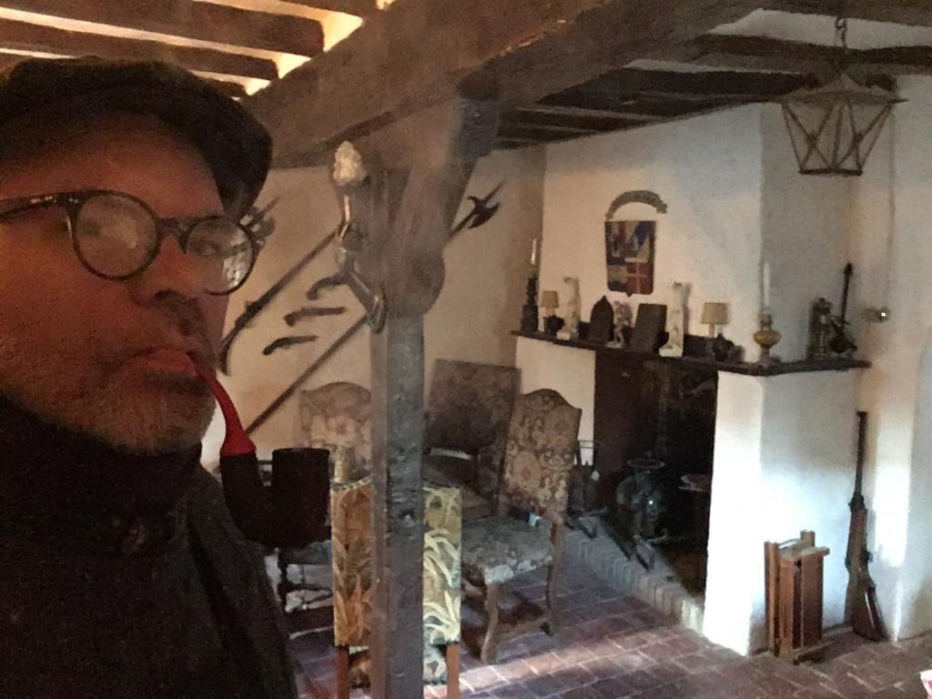 3 décembre; à la Saint François Xavier, ne vide pas ta pipe dans l'évier.  19_12_12