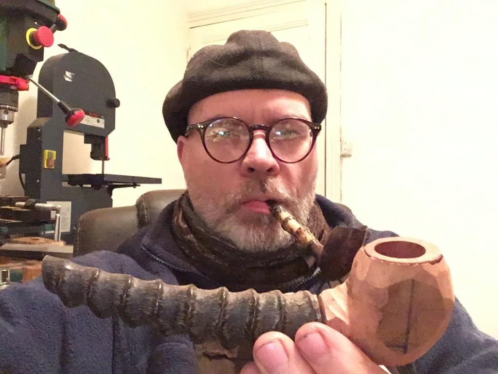Le 23 décembre – Et après neuf heures du soir, nos gentilshommes fumaient encore ! 19_12_24