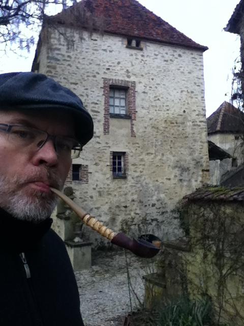 3 décembre; à la Saint François Xavier, ne vide pas ta pipe dans l'évier.  Img_3410