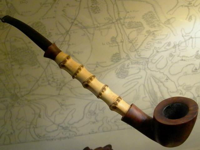 A la St Jérome pourvu que nos pipe soit pleines d'arômes .30/09/19 Jr_pip67