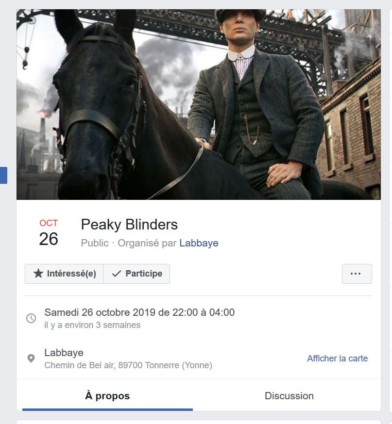 Peaky Blinders, une bonne série pour fumer la pipe !  Peaky10