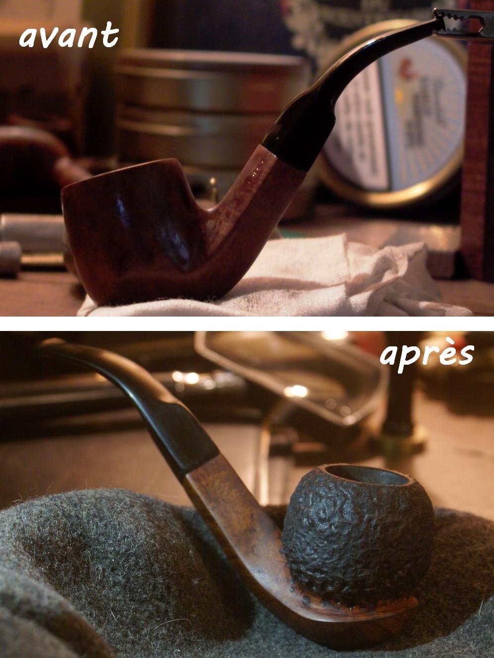 On s'admire fumant devant le miroir à la saint Narcisse 29/10 Pipe__25