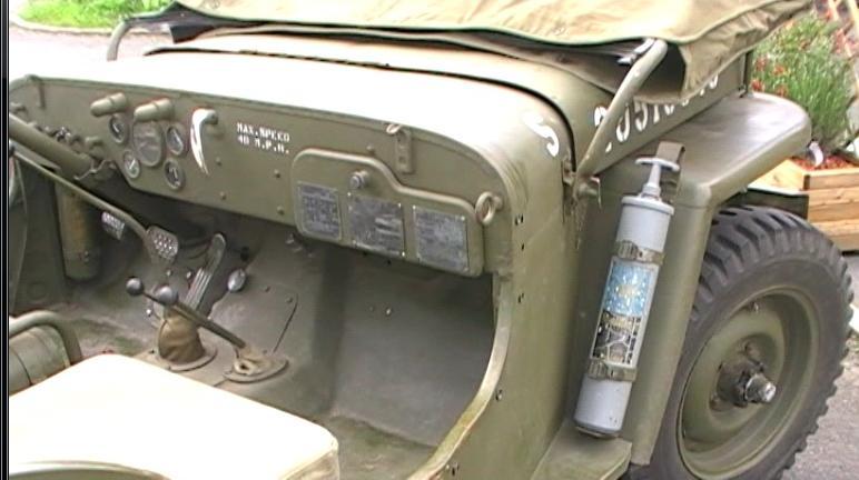 Veroma Jeep 1:8  Umbau Jeep310