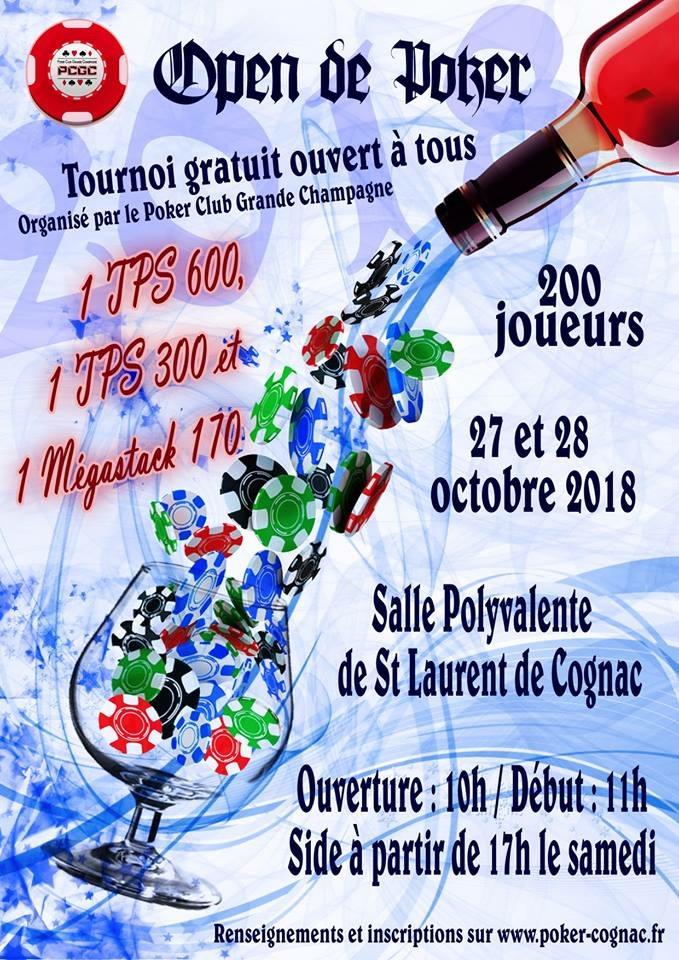 Open Cognac 27/28 Octobre Cab7b410
