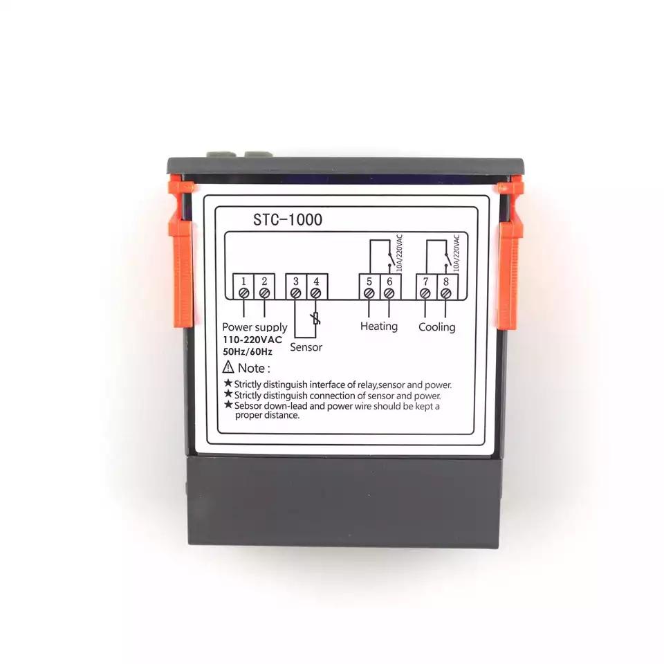 réparation couverture chauffante BIHR/TECNOGLOBE 81954510