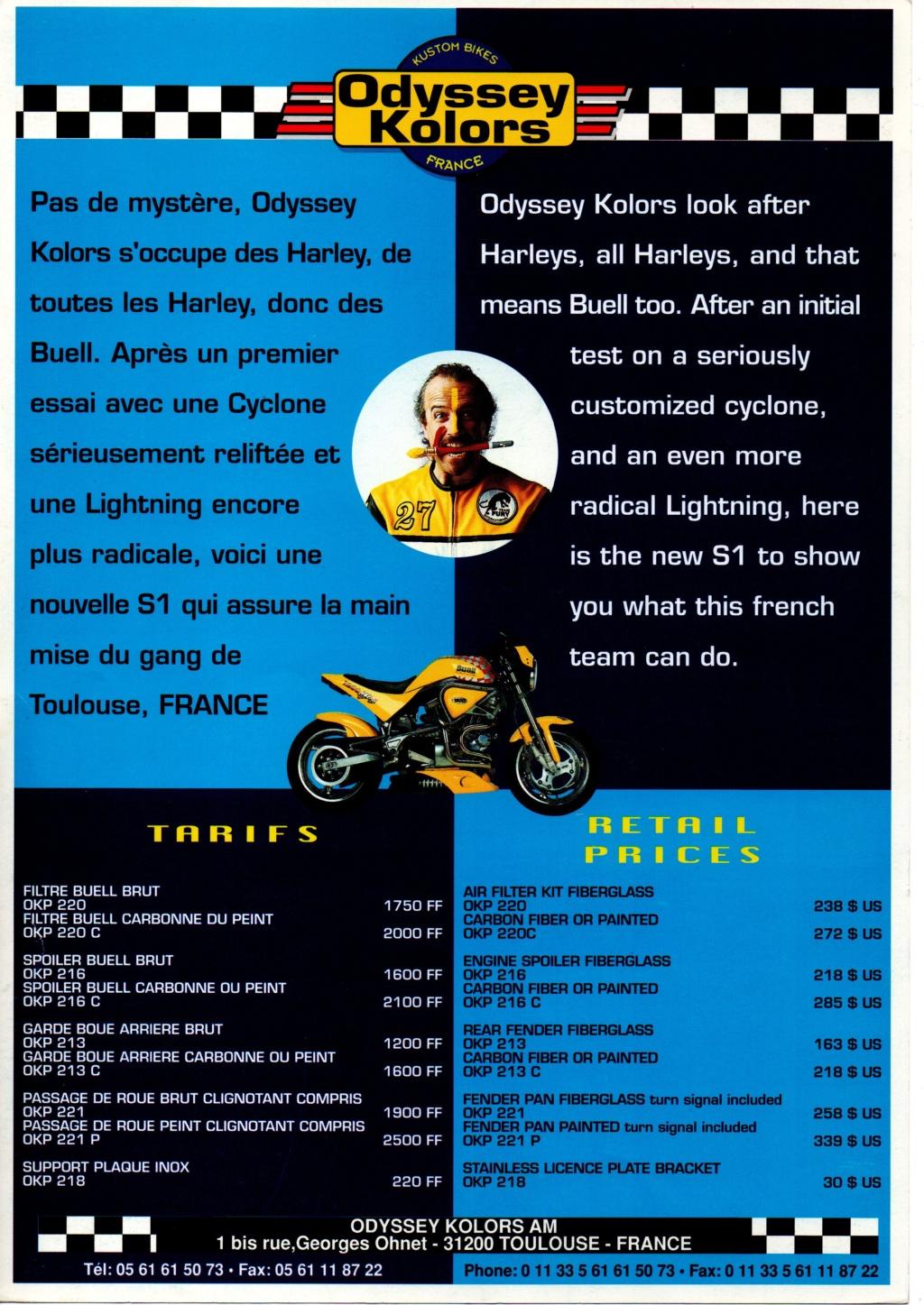 Buell S1 Lightning 97 Odyssey Kolors : l'histoire Scan2012