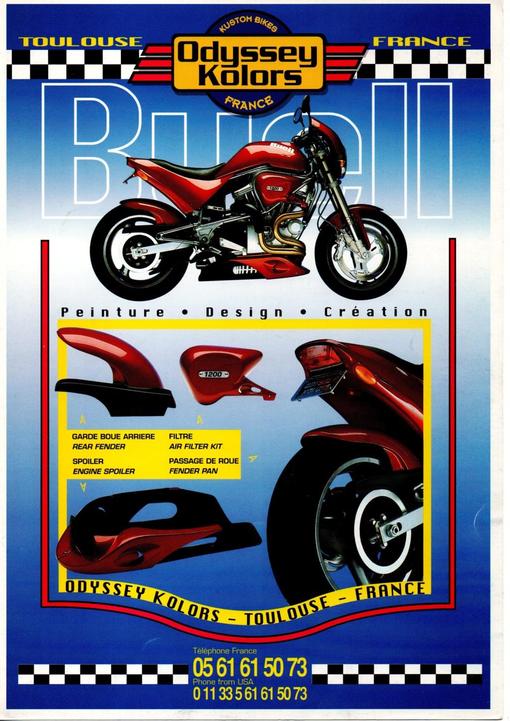 Buell S1 Lightning 97 Odyssey Kolors : l'histoire Scan2013