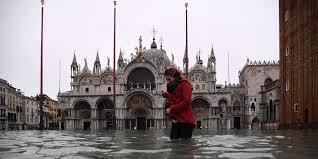 """Venise en """"acqua alta"""" Venise10"""