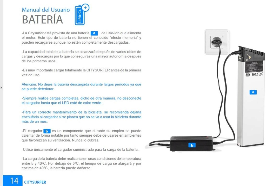 Cómo cuidar las baterias de litio? Bateri10