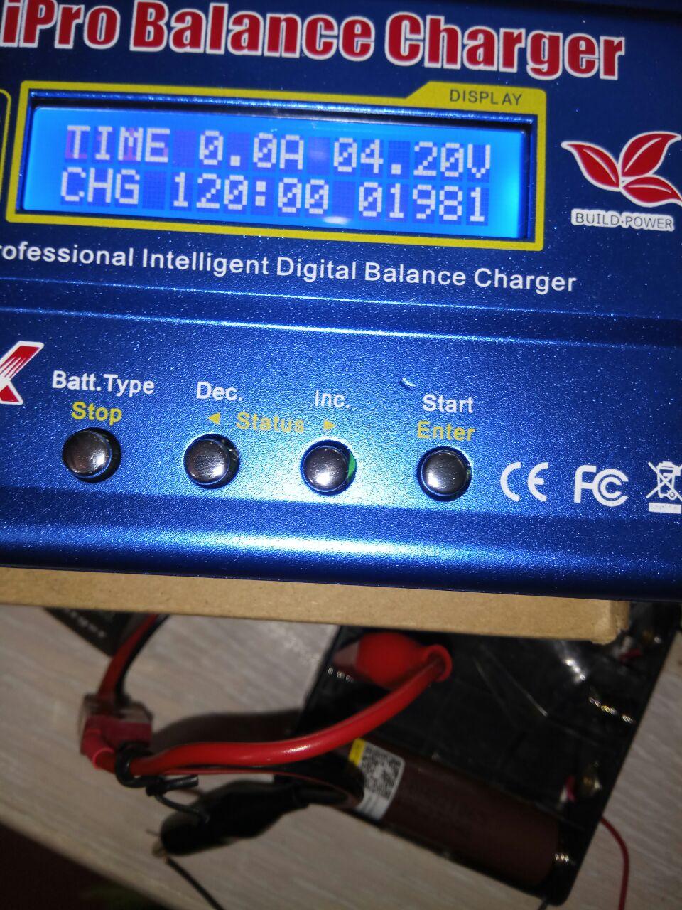 ¿Comprar batería LiipoKala 36v 10Ah o montar una desde cero? Photo510