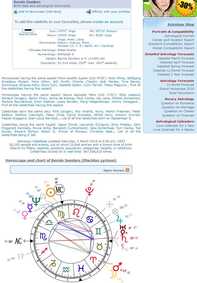 A Zodiac horoscope named  THE ZODIAC Astrol10
