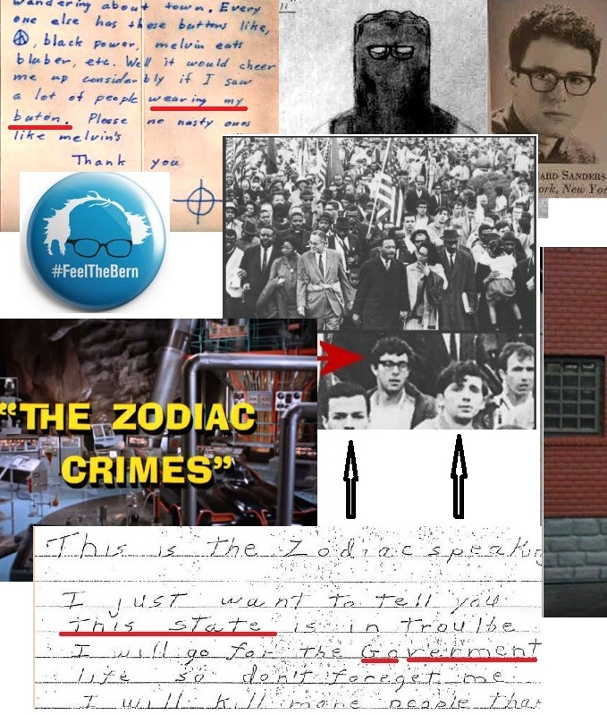 Zodiac Ciphers Solved Bernie12