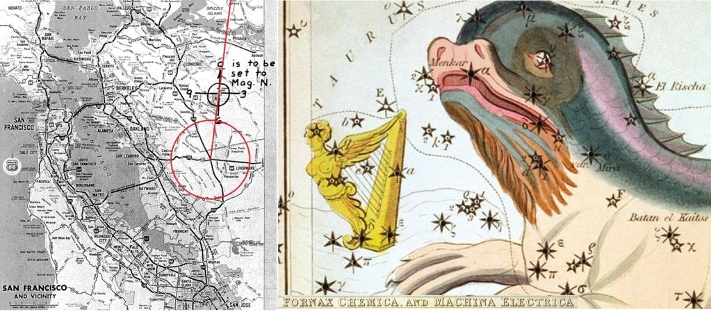 Zodiac Ciphers Solved Map_ci11