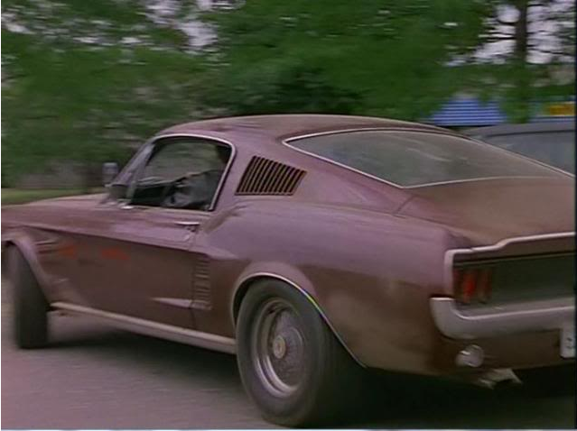 Spenser: for Hire 67 Mustang Movie Car 110