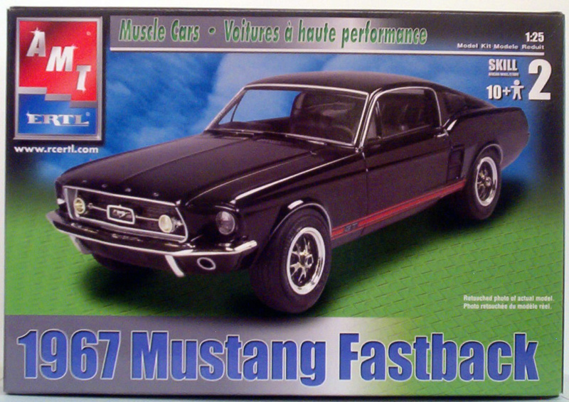 Spenser: for Hire 67 Mustang Movie Car Amt_6711