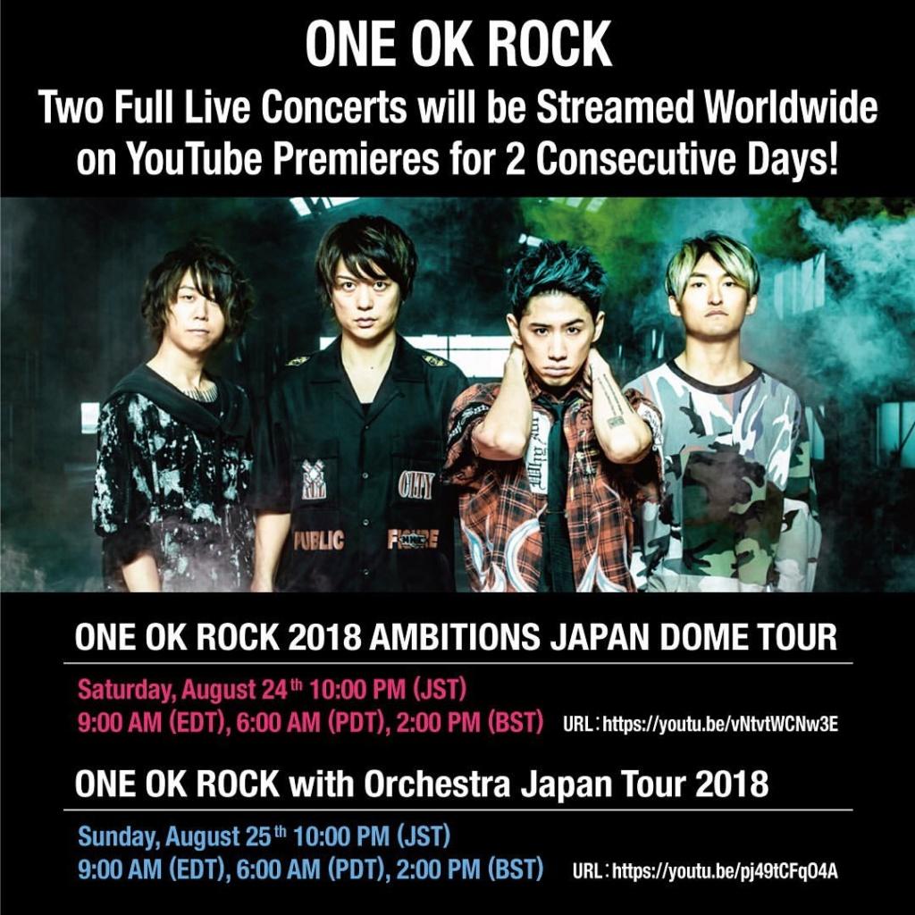 One Ok Rock - Page 3 03592710