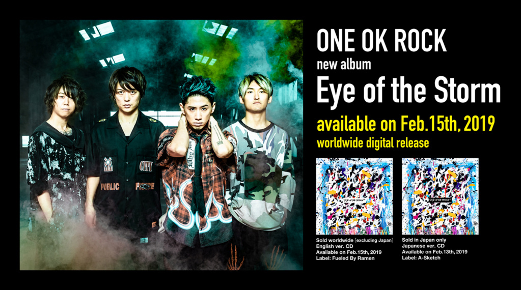 One Ok Rock - Page 2 90f1e710