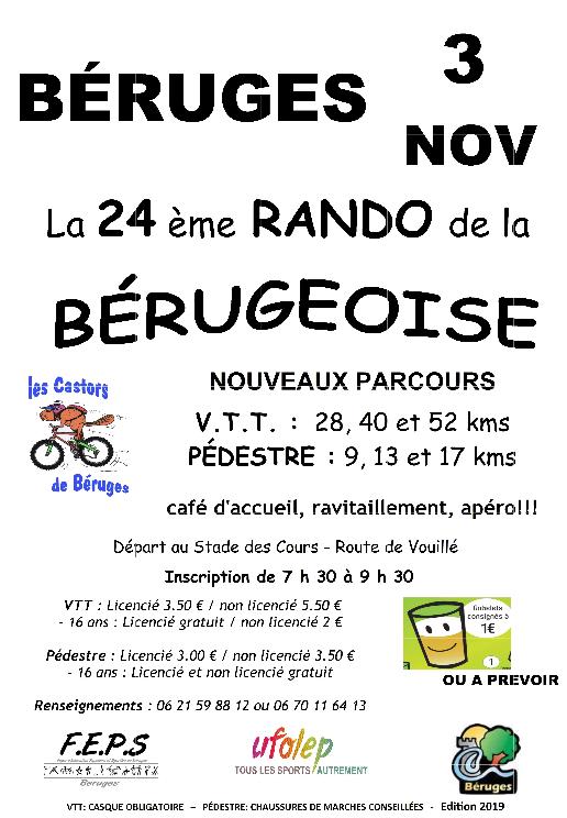 BERUGES (86) - La Bérugeoise - ATTENTION REPORT 1 décembre 2019 Captur13