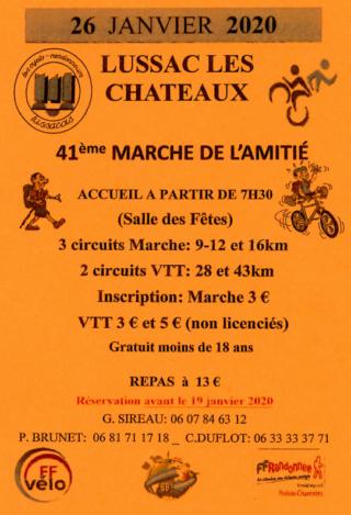 LUSSAC LES CHATEAUX (86) - dimanche 26 janvier 2020 Captur18