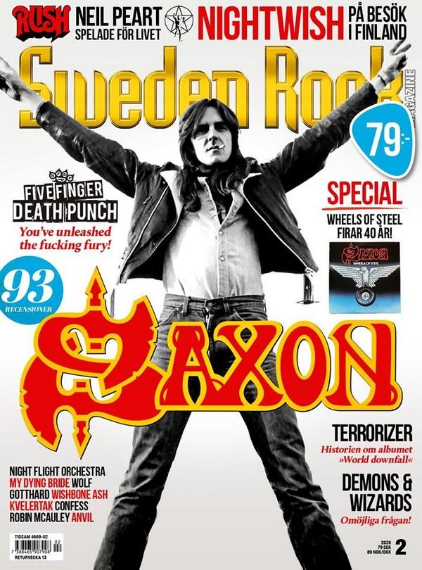 Saxon et la presse 87472910