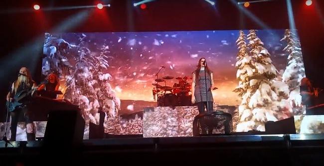 Nightwish + Beast In Black – Barakaldo (Sala Cubec BEC), le 02.12.2018 Nightw10